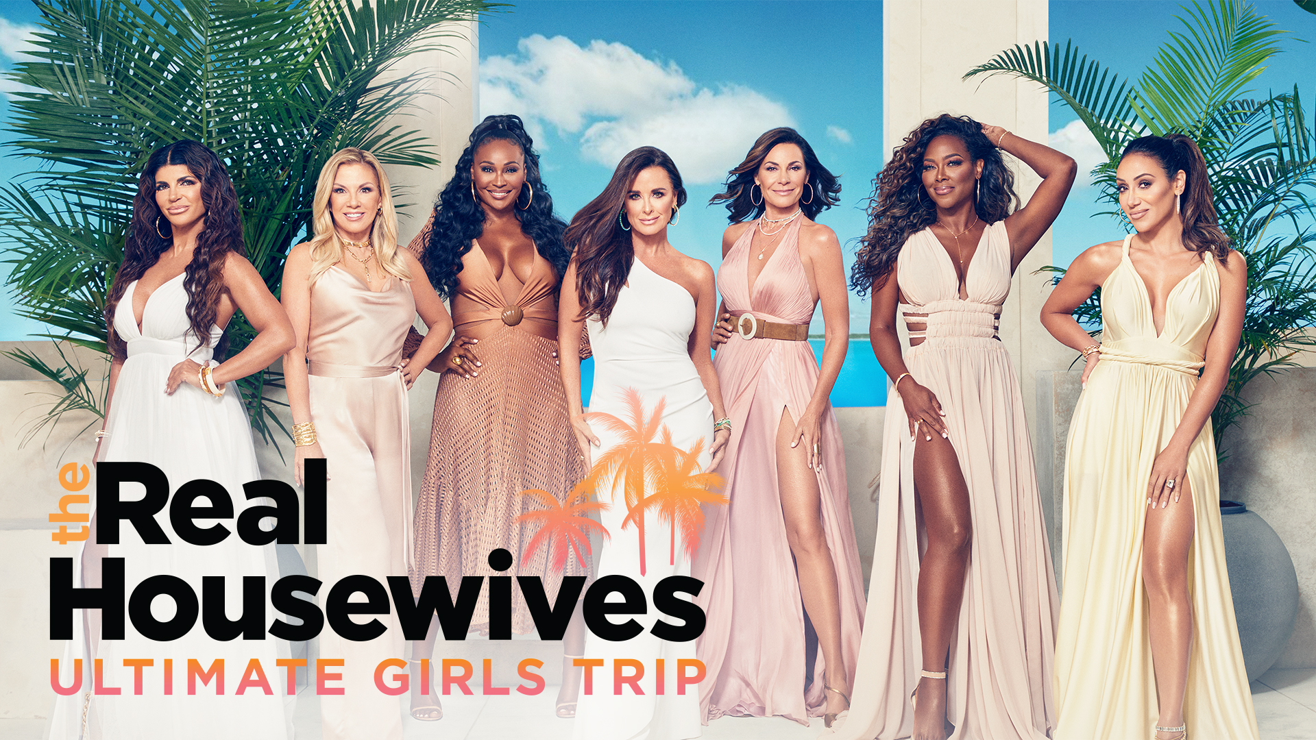 Real Housewives Ultimate Girls Trip - New Series November 21. Go to a video page.
