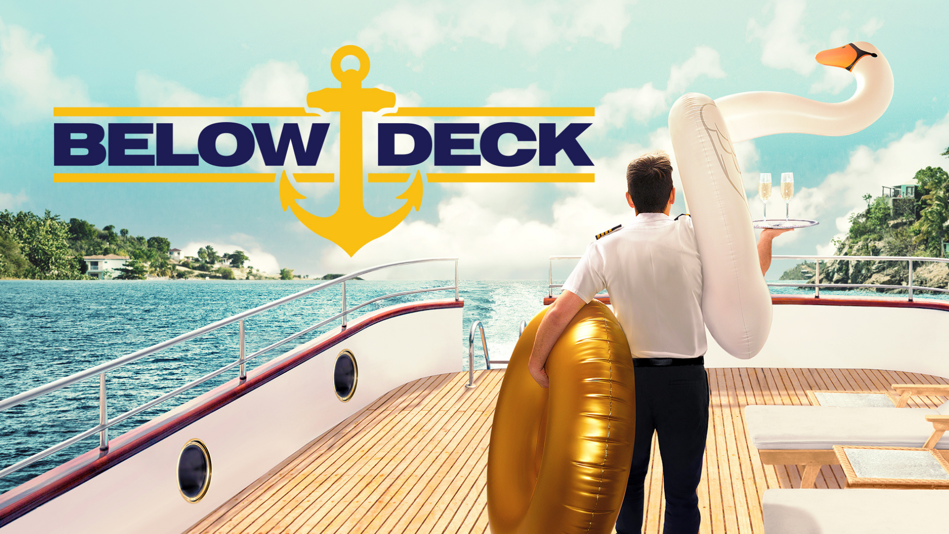 Below Deck - New Season October 25 . Go to a video page.