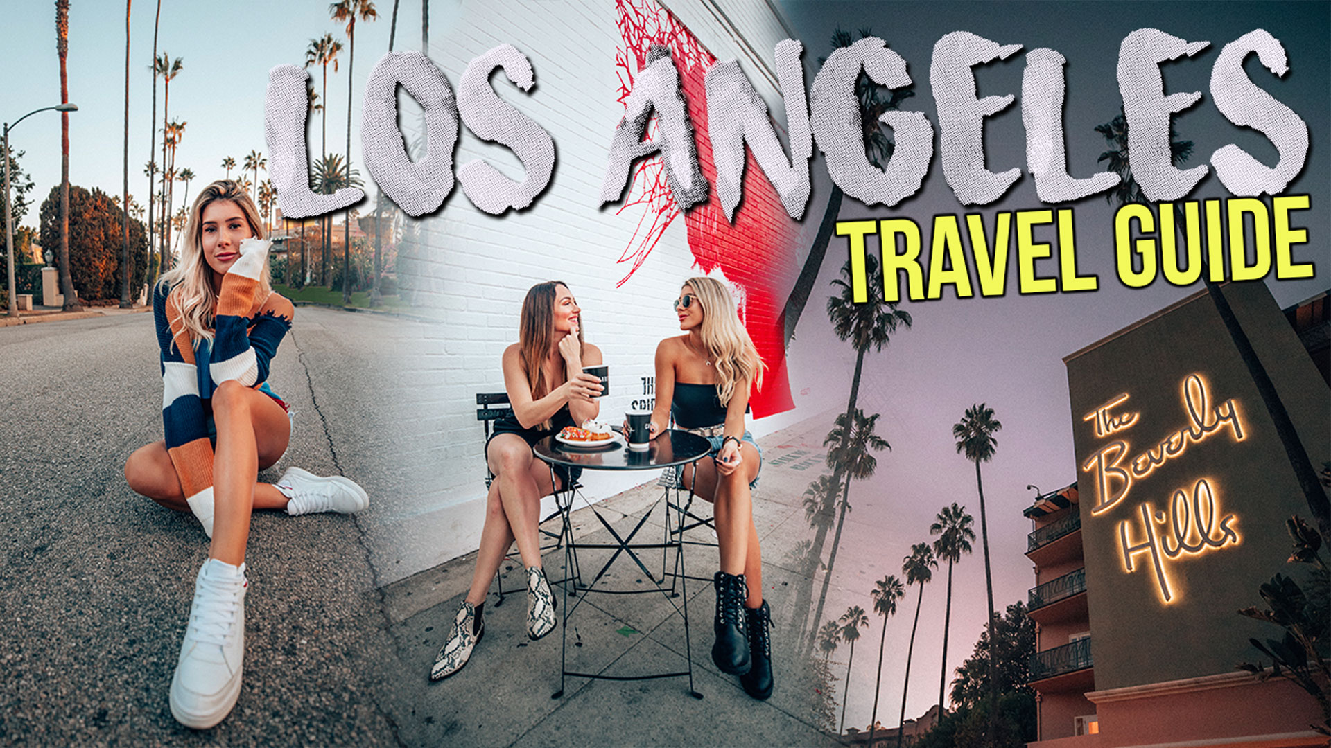 Los Angeles Travel Guide. Go to a video page.