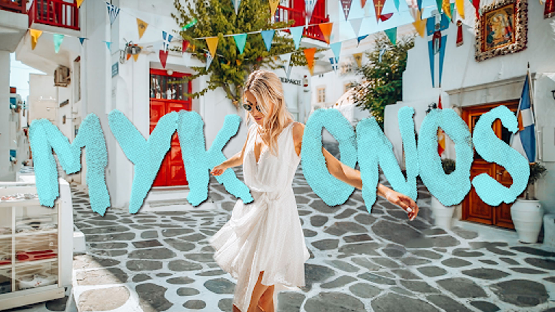 Travel Guide: Mykonos, Greece. Go to a video page.
