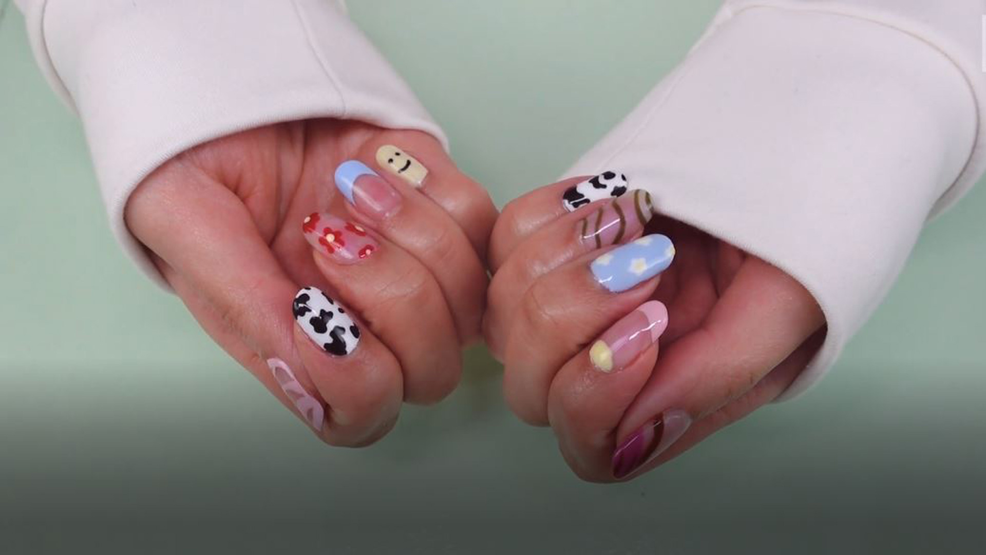 At-Home Spring Manicure